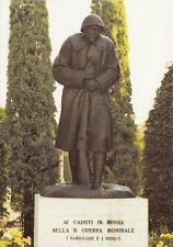 A1525) WW2, BOLOGNA CERTOSA, TOMBA AI CADUTI IN RUSSIA NELLA WW2.