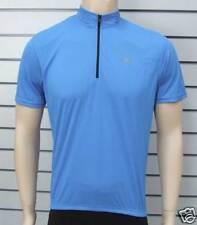 Briko Short Sleeve Road / MTB Cycling Jersey BLUE - XL