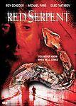 Red Serpent (DVD New) Roy Scheider*Michael Paré*Deron McBee FS