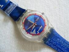 1998 Swatch Watch club special Lucky 7 SKZ116 PACK  New