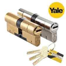 Yale Supérieur Anti Infraction Coup Haute Sécurité Euro Baril Cylindre