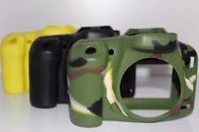 Silicone Rubber Skin case Camera Cover Protector For Canon EOS 7D II Mark II