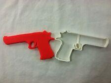 Pistol Gun Cookie Cutter. Free Shipping to US!