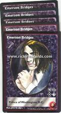 Emerson Bridges x5 Ventrue VTES Jyhad