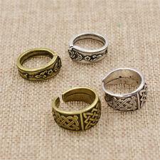 X1 Vintage Ring Viking Modeschmuck Fingerring Wikingerschmuck Herrenschmuck Dame