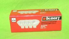 4-er Pack Budget Hochvolt-Reflektor-Halogenlampe GU10 20W 230V  NEU!