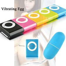 20 Speed Remote Control Vibrating Egg Butt-Plug Sex Love Toy Mini-Dildo Wireless