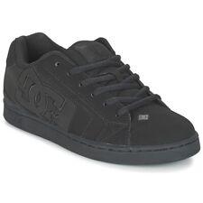 Scarpe uomo DC Shoes  NET  Nero Cuoio  398080