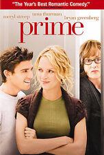 Prime (DVD, 2006, Full Frame) Meryl Streep Uma Thurman new