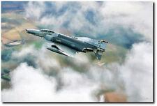 Spang Wild Weasel by Peter Chilelli - Boeing F-4 Phantom - Aviation Art Print
