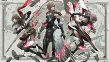 275565 Final Fantasy xiii FF Lightning Face Girl TV Game PRINT GLOSSY POSTER FR