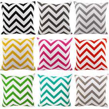 Fashion Waves Pattern Pillowcase Office Sofa Car Cushion Cover Home Decoration