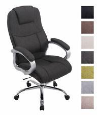 XL Bürostuhl Apoll Stoff 150 kg belastbar Chefsessel Drehstuhl Schreibtischstuhl