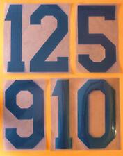 Flock Nummer number home Trikot shirt jersey Niederlande Netherlands elftal 1988