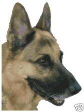 "German Shepherd 3 Counted Cross Stitch Kit 14"" x 19.5"""