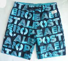 Mens AEROPOSTALE Allover Aero Swim Board Shorts Trunks size 36 NWT #7037