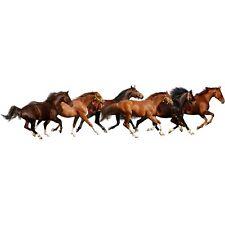 Aufkleber Pferde 203x49