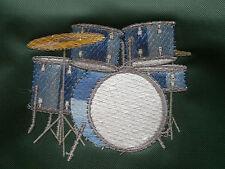 Personalised Drum Kit/Set School/Music/Drawstring Bag
