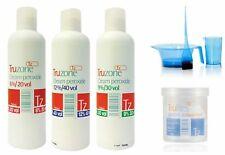 Crema Truzone Perossido & RAPIDO POLVERE BLU DECOLORANTE per capelli colorazione/mette in evidenza