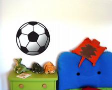 Wandtattoo Kinderzimmer Fussball Wandaufkleber Fußball Babyzimmer Kinder 5 Größe