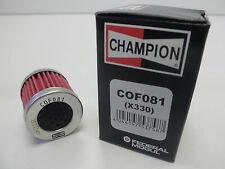 CHAMPION FILTRO OLIO COF081 PER CAGIVA 125 Cucciolo / Nuvola (2000)