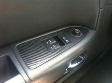 Dodge Challenger Power Window Switch Panel Carbon Fiber Look Overlay SRT-8 RT SE