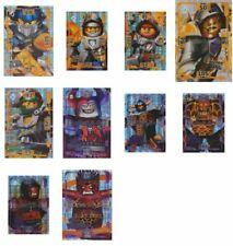 Lego Nexo Knights Sammelkarten Tradingcards - Aus allen Ultra Karten aussuchen