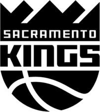 Sacramento Kings NBA Team Logo Decal Stickers Basketball