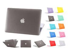 Hard Cover Apple Macbook 12 Zoll (ab 2015) Case Hülle Plastik matt transparent