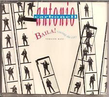 ANTONIO CARBONELL - Baila! (swing da cor) CDM 3TR Euro House 1993 Spain PROMO