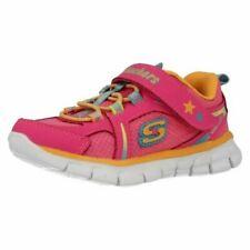 Girls Skechers Foamies Casual Trainers Lovespun