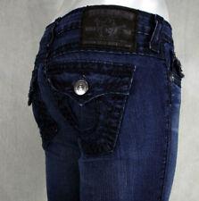 True Religion Jeans women's Billy Super T Buckeye Dark WG9572MT2