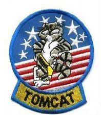 USN F-14 TOMCAT FIGHTER Shoulder Sleeve Insignia Baby Series: Original Tomcat