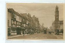 England,Colchester High Street Scene Pre20 (361-96)