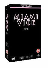 Don Johnson MIAMI VICE = SEASON 1 & 2 = Michael Mann Cult Cop Series-free post