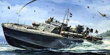 Revell Model Box Art JFK PT-109 Kennedy PT Boat Giclee Print 2 Sizes Available
