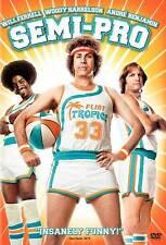 Semi-Pro DVD, Rob Corddry, Andy Richter, Will Arnett, Maura Tierney, Andre Benja