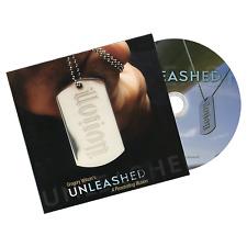 Unleashed by Greg Wilson Dvd and Gimmick Dvd magic trick Greg Wilson Wilson Greg