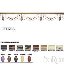 Mantovana Elegante 200 cm Vari Colori mod. LETIZIA SARANI