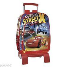 Disney Pixar cartable à roulettes Cars Nitroade trolley L sac à dos 43 cm 063247