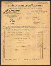 TOURS (37) VOITURE DE LUXE pour ENFANT en 1932
