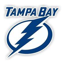 Tampa Bay Lightning Decal / Sticker Die cut