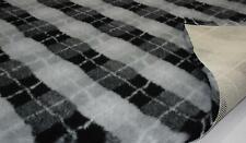 New listing Professional Non Slip Veterinary Dog Puppy Vet Bedding Patchwork - Black Grey