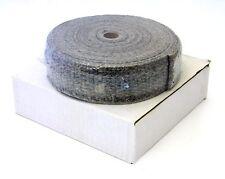 """High SPEC SCARICO COLLETTORE HEADER Wrap calore termico bendaggio 20 METRI 2 """"z1618"""