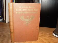 1928 !!! A. ROSENBERG DIE ENTSTEHUNG DER DEUTSCHEN REPUBLIK JUDAICA RARE MARX