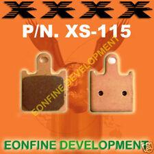 XS115 Sintered BRAKE PADS SUZUKI GSXR1000 VLR1600 VZ1600 FRONT