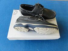 Chatham Deck Shoes Childrens Skipper Navy 50% DISCOUNT