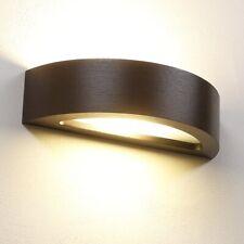 Lámpara de pared LED 6w holzleuchten Aplique 37cm Iluminación E27 Lámparas