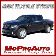 Dodge Ram Hood Spears & Sides Vinyl Graphics Decals - 2013 3M Pro Stripes A41