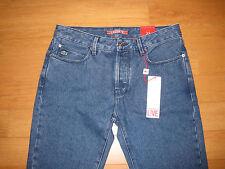 NWT Men's Lacoste Live Slim Fit Jeans (Retail $160.00)